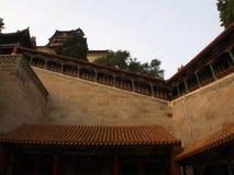Место лета в городе Пекина Перемещение в городе Пекина, Китае Стоковые Фото