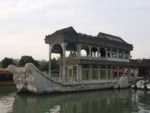 Место лета в городе Пекина Перемещение в городе Пекина, Китае Стоковое фото RF