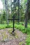 Место массовых захоронений тех подавленных в †1920 «193 Стоковое Фото