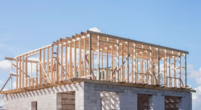 место материалов дома конструкции здания Стоковые Фотографии RF