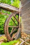 Место мельницы Hagood историческое в Южной Каролине Стоковое Изображение RF