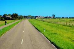 Место мира, Marken, Нидерландов Стоковое Фото