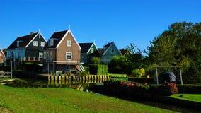 Место мира, Marken, Нидерландов Стоковые Изображения