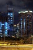 место ночи конструкции Стоковая Фотография RF