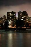 место ночи урбанское Стоковая Фотография RF