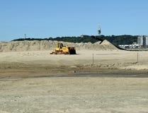 Место обслуживания пляжа Стоковое фото RF