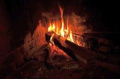 Место огня Стоковая Фотография