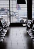 Место ожидания авиапорта Стоковое фото RF