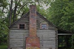 Место дома Джексона историческое Стоковое Фото