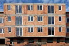место дома конструкции здания новое Стоковая Фотография RF