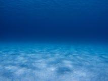 место подводное Стоковое Изображение RF