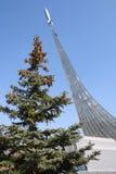 место посадки gagarin космонавта Стоковая Фотография RF