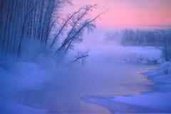 место раннего утра Стоковые Фотографии RF