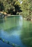 Место реки Иордан Baptismal Стоковая Фотография RF