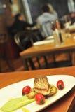 место ресторана Стоковое фото RF