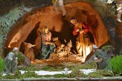 место рождества Стоковые Фотографии RF