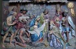 место рождества Стоковая Фотография RF