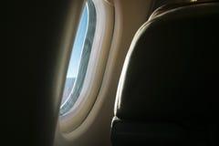 Место самолета Стоковое Изображение