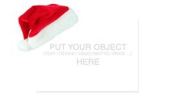 место сообщения рождества стоковые изображения rf