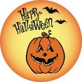 место тыквы halloween стоковые фотографии rf