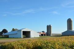 Место фермы Стоковая Фотография RF