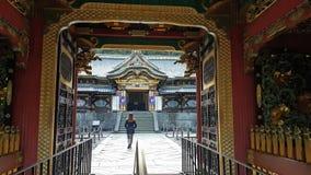 Место Япония всемирного наследия Nikko Стоковые Фото