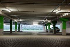 Место для стоянки Стоковое фото RF
