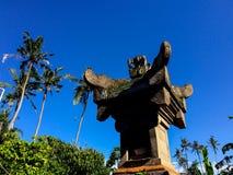 Место для установки предложений в Бали Стоковое Изображение RF
