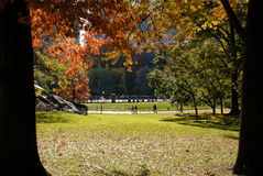 место Central Park Стоковое Фото