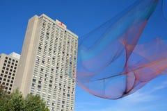 Место Dupuis Gouverneur гостиницы Стоковая Фотография RF