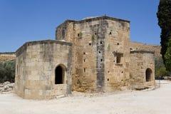 Место Gortyna археологическое, Крит стоковое фото