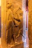 Место 22 Persepolis историческое стоковое изображение rf