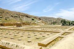 Место 23 Persepolis историческое стоковое фото