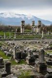 Место Philippi археологическое стоковая фотография