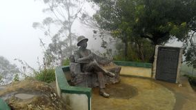 Место ` s Lipton в Haputhale Шри-Ланка Стоковое Фото