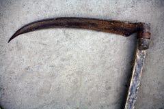Металлическая коса Стоковые Фото