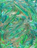 металлическая смешанная краска стоковая фотография