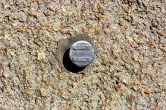 металлическая стена предмета Стоковые Фотографии RF