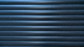 Металлическая штарка окна стоковое фото rf