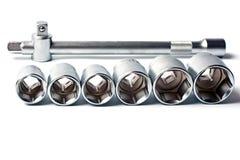 металлические инструменты Стоковое фото RF