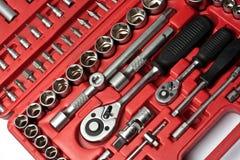 металлические инструменты Стоковое Фото