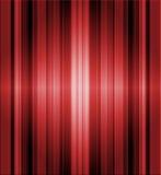 металлические красные нашивки Стоковая Фотография RF