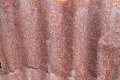Металлический лист ржавчины Стоковые Фотографии RF
