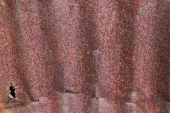 Металлический лист ржавчины Стоковые Изображения RF
