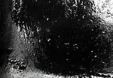 металлическое предпосылки черное Стоковая Фотография