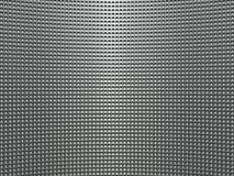 Металлопластинчатая стальная текстура для предпосылки Стоковые Изображения RF