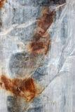 металлопластинчатое ржавое Стоковое Изображение