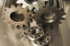 металлы menagerie Стоковое Изображение RF