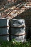 металл бочонков Стоковое Изображение