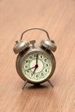 металл будильника малый Стоковая Фотография RF